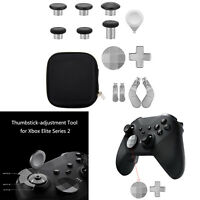 Thumbstick Paddles Cross Key Set for XBOX ONE ELITE Series 2 Gamepad Controller