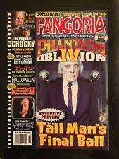 FANGORIA  MAGAZINE 177 1998 Phantasm Bride Of Chucky Halloween:H20 NEW UNREAD VF