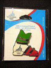 2006 Torino Olympic Pin > Ski Boot (N)
