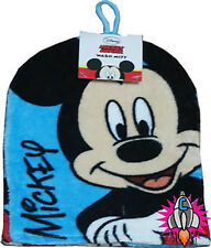 NEW OFFICIAL DISNEY MICKEY MOUSE 1928 BLUE WASH MITT FLANNEL GLOVE