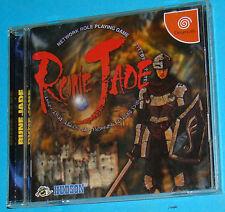 Rune Jade - Sega Dreamcast DC - JAP