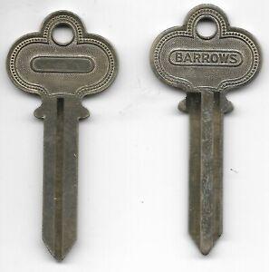 Ilco 1021A  Barrows 606B  EZ #BA4