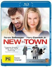 New In Town (Blu-ray, 2009)
