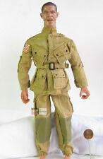 US 1:6 Action-Figur Modell WW2 82nd Airborne Division Infantry Uniform Suit DA68