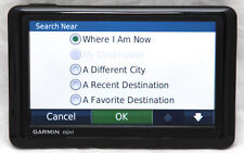 "GARMIN Nuvi 1490 GPS Navigation 5"" LCD 2019 USA Canada Mexico and ISRAEL Maps"