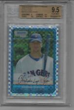 2006 Bowman Chrome Chris Davis X-Fractor 238/299  BGS 9.5