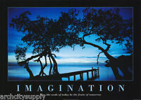 POSTER : PHOTO: IMAGINATION   - FREE SHIPPING - # PE1037  LP38 O