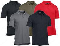 UA Tactical Performance Polo - Under Armour Men's Short Sleeve Tactical Shirt