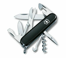 Victorinox Climber 1.3703.3 14-Function Swiss Army Knife - Black