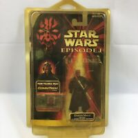 Star Wars Episode 1 Darth Maul Signed Action Figure by Ray Park Comm Tech