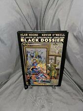 League Of Extraordinary Gentlemen Black Dossier Hc Alan Moore No 3-D Glasses