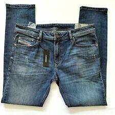 BNWT RRP £160 mens DIESEL THAVAR- XP slim skinny jeans RB025 W36 L32