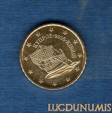 Chypre 2016 10 Centimes D'Euro  SUP SPL Pièce neuve de rouleau - Cyprus