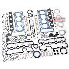 Engine Cylinder Head Repair Gaskets Seals kit For 4.2L Audi A8 R8 VW Touareg BVJ