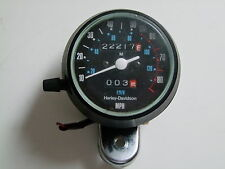 Harley Davidson Tacho Tachometer Speedometer Shovelhead FXR Sportster Ironhead