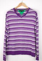 Tommy Hilfiger Herren Freizeit Pullover Größe L AOZ882