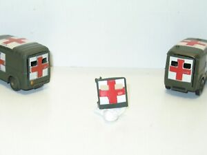 Ring Rear For Truck Renault Ambulance Dinky Toys Military 80F Or 807