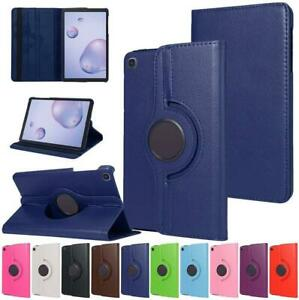 360° Rotating Leather Swivel Stand Case For Samsung Tab A 8.4 2020 Model SM-T307