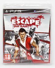 DEAD ISLAND ESCAPE - PLAYSTATION 3 PS3 PLAY STATION 3 - PAL ESPAÑA - NUEVO