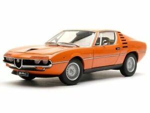 AUTOart 1:18 ALFA ROMEO MONTREAL, ORANGE 70172 ( NO BOX), Rare
