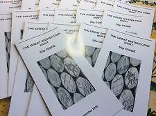 50p Mintage Figures Guide Rare 50p Coin Kew Gardens WWF Triathlon Judo Vote etc