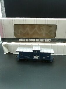ATLAS #1925  R.F.& P.  Extended Vision Caboose #907  H.O. 1/87