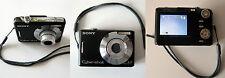 Fotocamera sony cyber-shot dsc w40 digitale