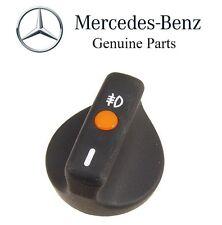 Mercedes R107 W123 W124 W126 R129 W201 W202 Headlight Switch Knob GENUINE NEW