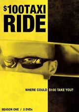 $100 Taxi Ride: Season 1, Volume 1 (DVD, 2014) AMAZING DVD IN ORIGINAL SHRINK WR