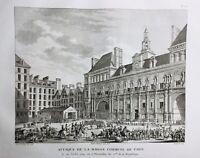 Robespierre 9 Thermidor 1794 Saint Just Révolution Française Jacobins Couthon
