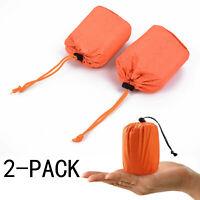 Emergency Sleeping Bag Thermal Waterproof Outdoor Survival Camping Pads 2019