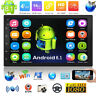 "2DIN 7"" Android 8.1 Autoradio Stereo GPS WIFI Bluetooth MP5 Player FM + Kamera"