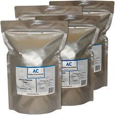 Calcium Chloride Flake - 20 Pounds (4 - 5 lb bags)