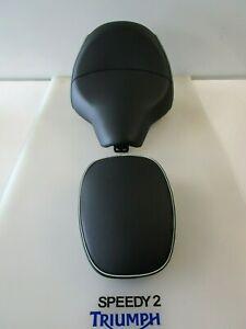 TRIUMPH BONNEVILLE SPEEDMASTER 1200 FRONT SEAT & REAR PILLION SEAT T2303888