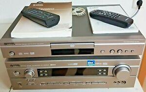 YAMAHA RX-V440 RDS 6.1 Dolby Digital Surround AV-Receiver+DVD-S540+Fernbedienung
