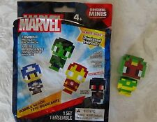 Marvel VISION mini-bobble head Pixilated NEW MarvelKids Avengers