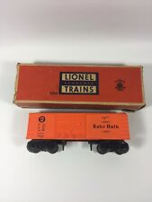Lionel 1004 Baby Ruth Candy Boxcar W/ Box
