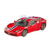 HOTWHEELS FERRARI 458 ITALIA SPECIALE ELITE EDITION 1/43 DIECAST MODEL CAR BLY45