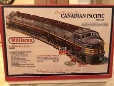 Williams Candian Pacific No. 2372 Double A Diesels