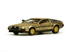 De Lorean Dmc-12 1981 Matt Gold Vitesse 1:43 VE24001