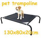 New Durable Raised Pet Dog Cat Bed Pet Trampoline Hammock Cot Sizes optional