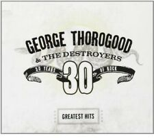 George Thorogood - Best of: 30 Years of Rock [New CD] Ecopak - Biodegradable Pkg
