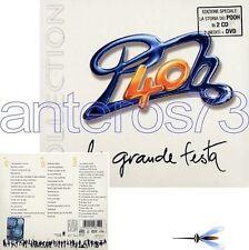 """POOH """"LA GRANDE FESTA"""" RARO 2CD + DVD EDIZIONE SPECIALE"""