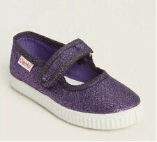 Cienta Mary Jane Toddler Shoes Halloween Purple