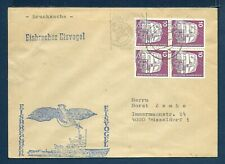 Eisbrecher EISVOGEL Federal German Navy Icebreaker Naval Cover