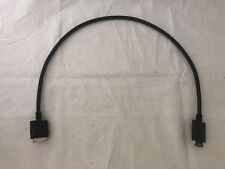 """30 Pin Male to 30 Pin Female Extender Cable Adapter 4 Apple iPod Nano iPhone 22"""""""