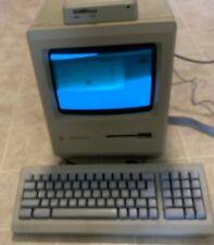 Vintage Apple Macintosh Plus w/ Floppy Emu