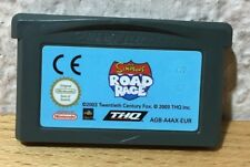 Los Simpson Road Rage Juego para la Game Boy Advance GBA
