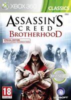 Microsoft Xbox 360 Spiel - Assassin's Creed: Brotherhood ITA mit OVP