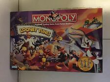 Limited Collectors Edition Looney Tunes Monopoly